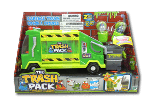 Thumbnail image for The Trash Pack Garbage Truck: Who would've thunk?