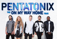 Thumbnail image for Pentatonix Concert Live Stream on Sunday, March 15